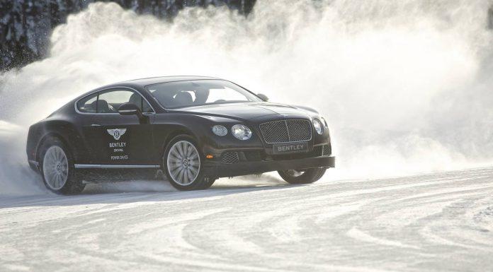 Bentley on Ice 2014