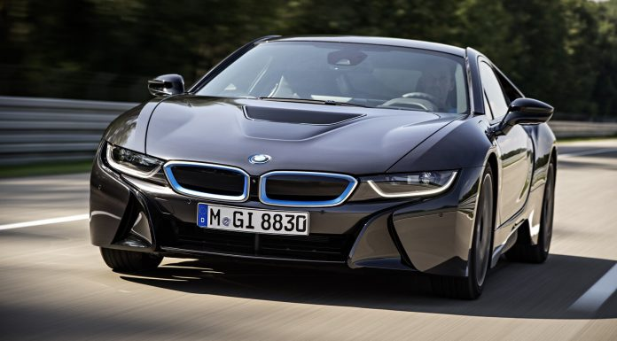 BMW Engineers Considered V10 for i8 Sports Car