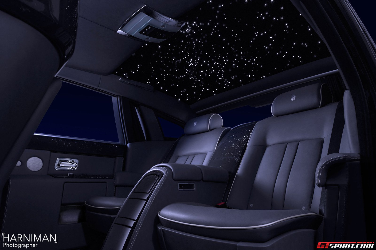 Unrivalled Elegance The Rolls Royce Celestial Phantom