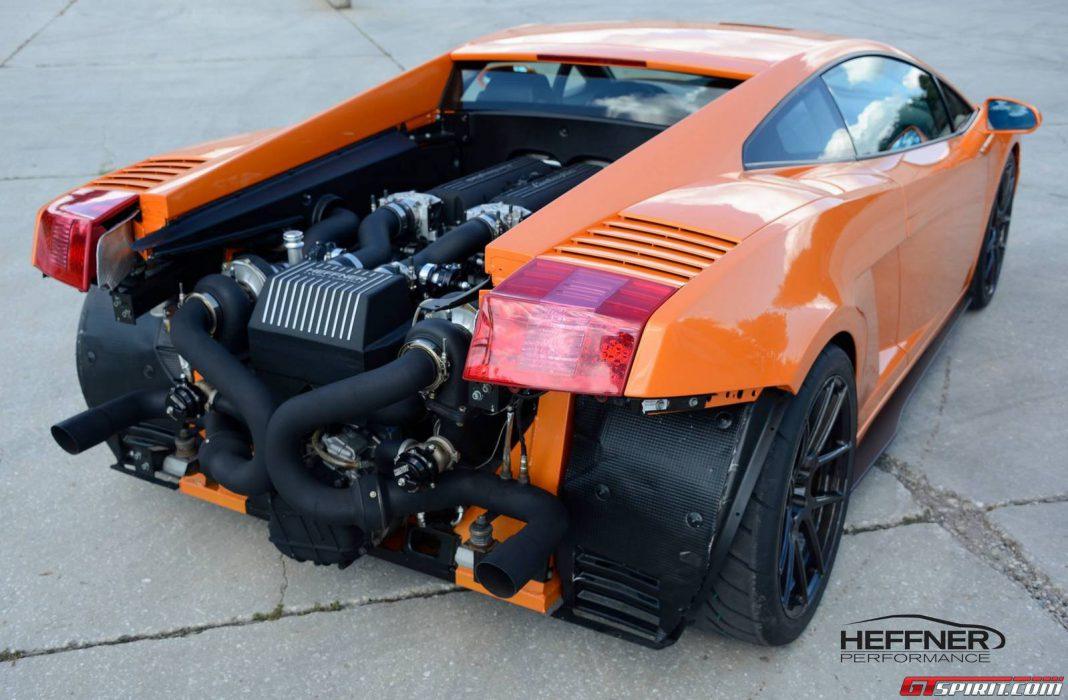 1200hp Lamborghini Gallardo TT