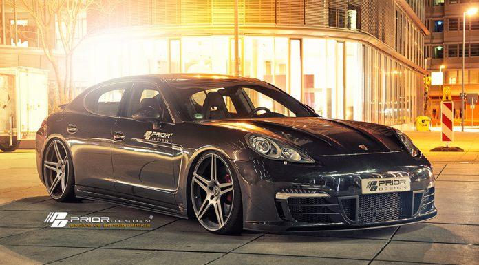Official: Porsche Panamera PRIOR600 by Prior Design