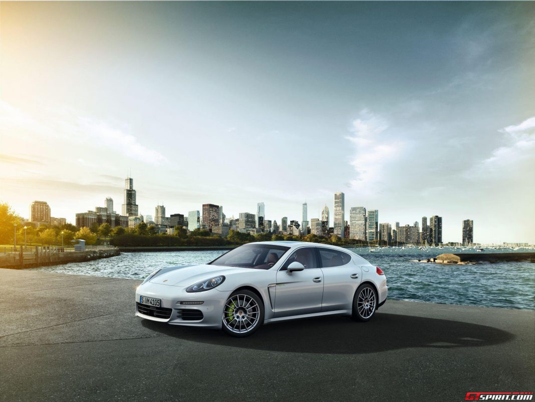 Next-Gen Porsche Panamera Could be Solely Produced at Leipzig