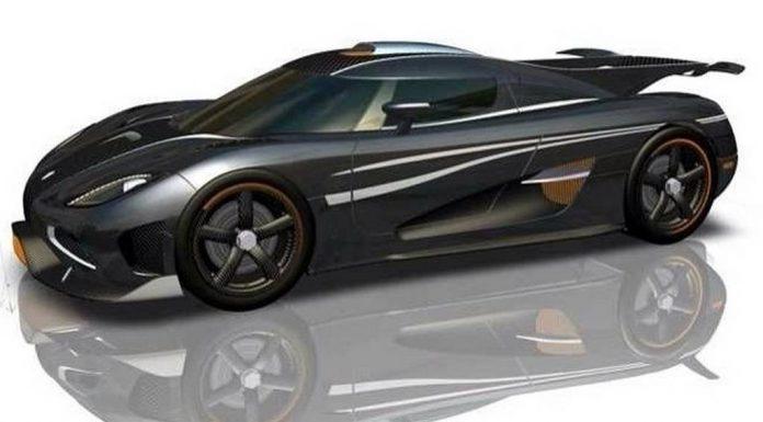 See the Koenigsegg One:1's Carbon Fiber Shell