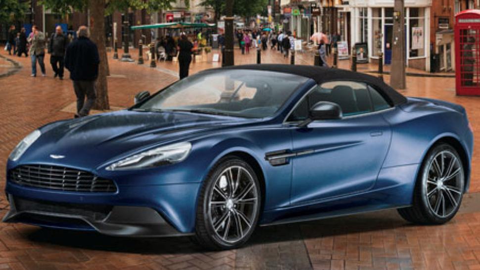 Official: Neiman Marcus Aston Martin Vanquish Volante