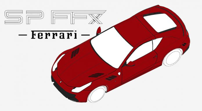 Are 2015 Ferrari California Patents Actually the One-Off SP FFX?