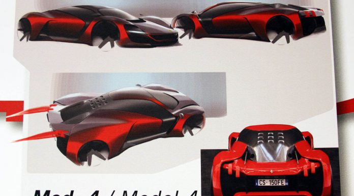 Nine LaFerrari Designs That Didn't Make The Cut