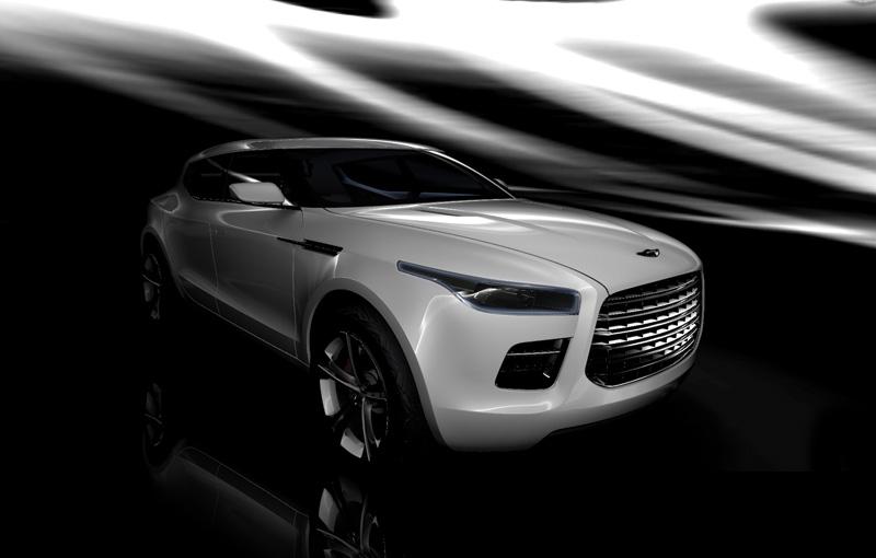 Aston Martin Keen to Revive Lagonda