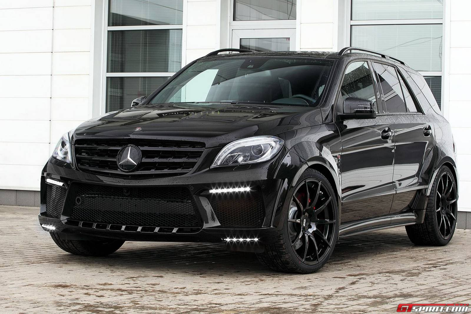For sale mercedes benz ml 63 amg inferno by topcar gtspirit for Benz mercedes for sale