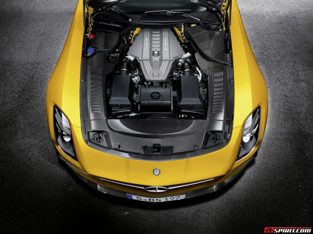 Small Turbocharged Engines are Future for AMG