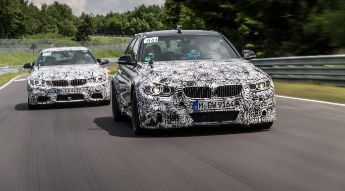 Hardcore BMW M4 Could Arrive in 2016