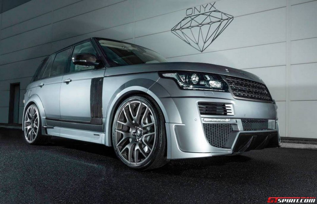 Official: Onyx Range Rover Aspen Ultimate Series