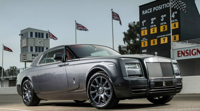Official: 2014 Rolls-Royce Phantom Bespoke Chicane Coupe