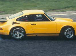 RUF Yellow Bird Nurburgring