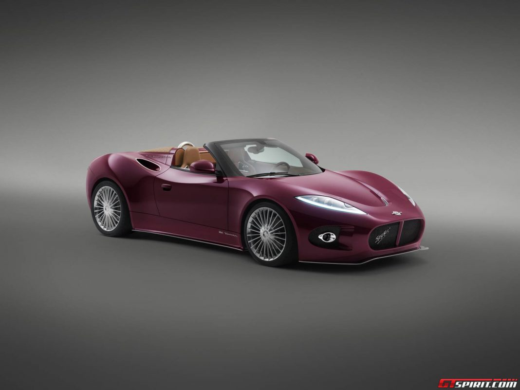 Spyker Forms Partnership With Lotus