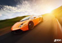 Lamborghini Gallardo LP550-2 on ADV.1 Wheels
