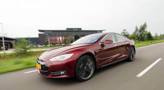 Tesla Model Proving Extremely Popular in China
