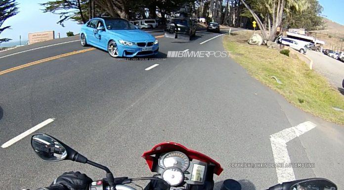 F80 BMW M3 Sedan