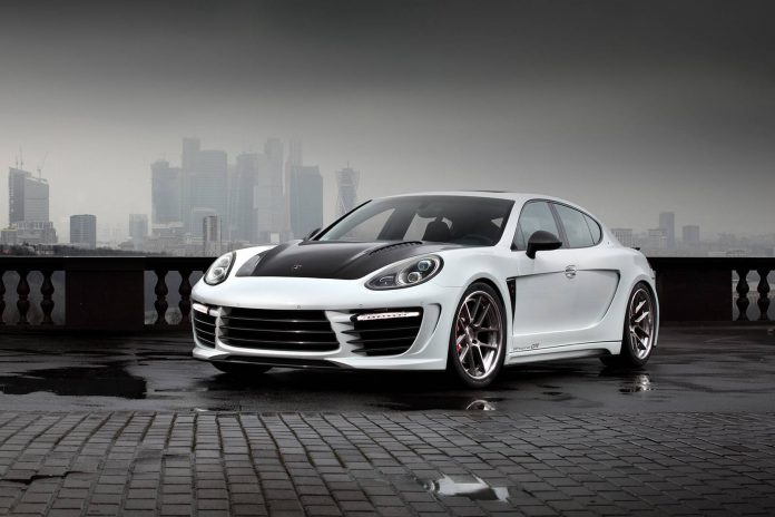 Official: 2014 Porsche Panamera Stingray GTR by TopCar