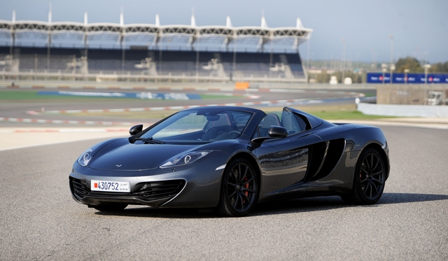 McLaren retains Award for 'Best Supercar' in the Middle East