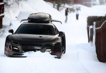 A Look at Jon Olsson's Various Ski-Box Equipped Supercars