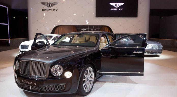 Official: 2014 Bentley Mulsanne Shaheen
