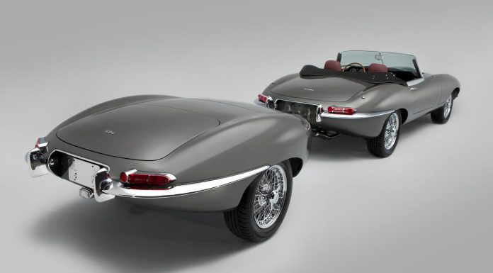 Stretched Jaguar E-Type