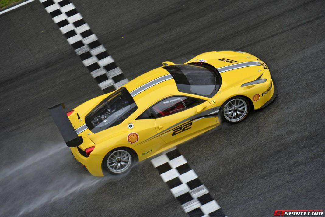 Official: 2014 Ferrari 458 Challenge Evoluzione