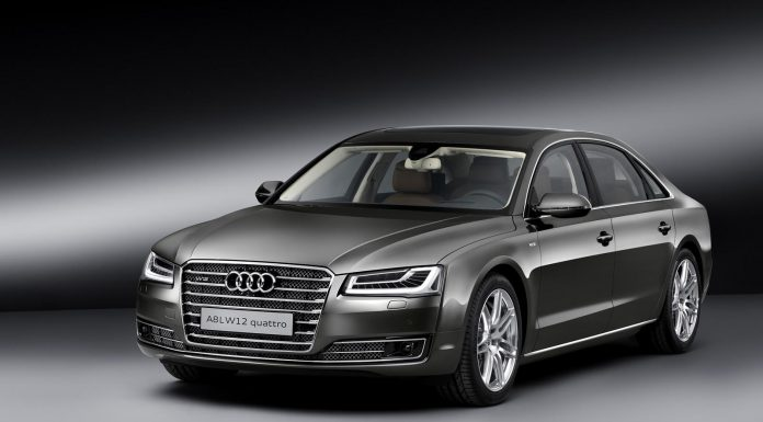 The Comprehensive 2015 Audi A8 L W12 Exclusive Concept Gallery