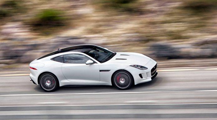 Jaguar F-Type Coupé Leaks
