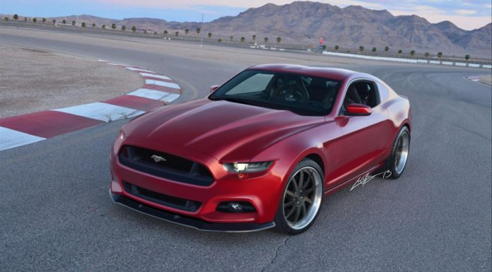 2015 Ford Mustang Confirmed for December 5 Debut
