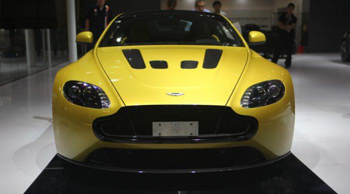 Guangzhou 2013: Aston Martin V12 Vantage S
