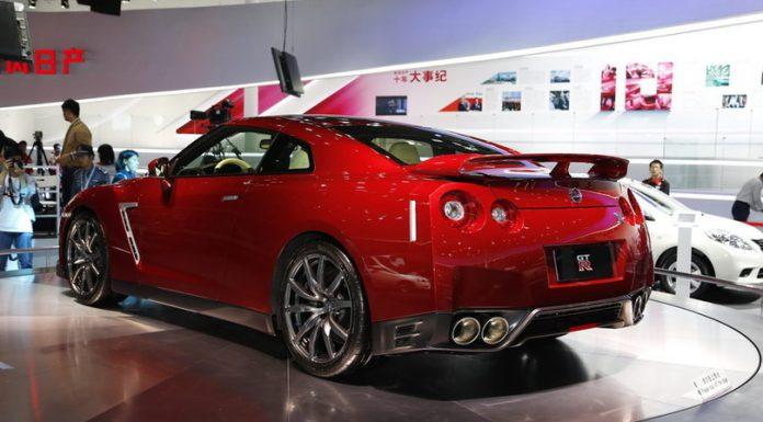 Guangzhou 2013: Latest Nissan GT-R