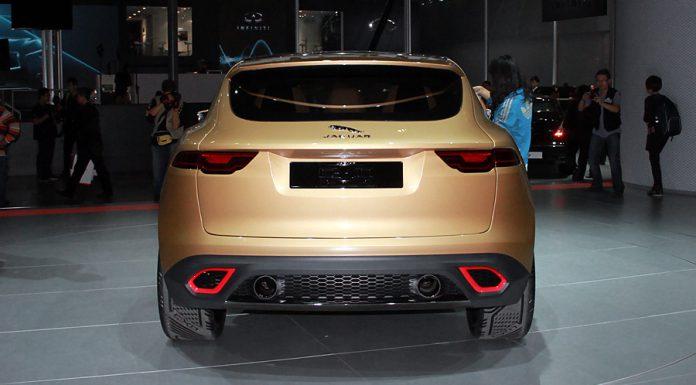 Guangzhou 2013: Jaguar C-X17 Sports Crossover Concept