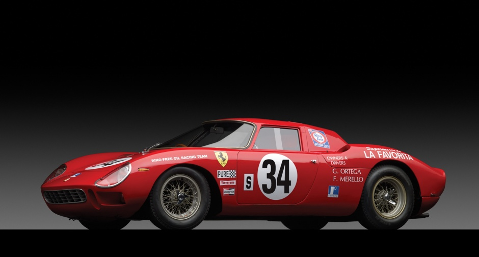 Ferrari 250 LM Sells for Record $14.3 Million