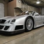 2002 Mercedes-Benz CLK GTR Roadster Sells for $1.3 Million