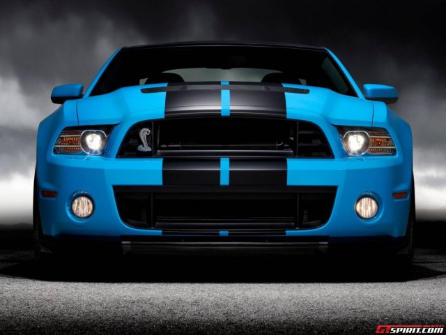 Ford Won't Release Shelby Mustang GT500 Nurburgring Time
