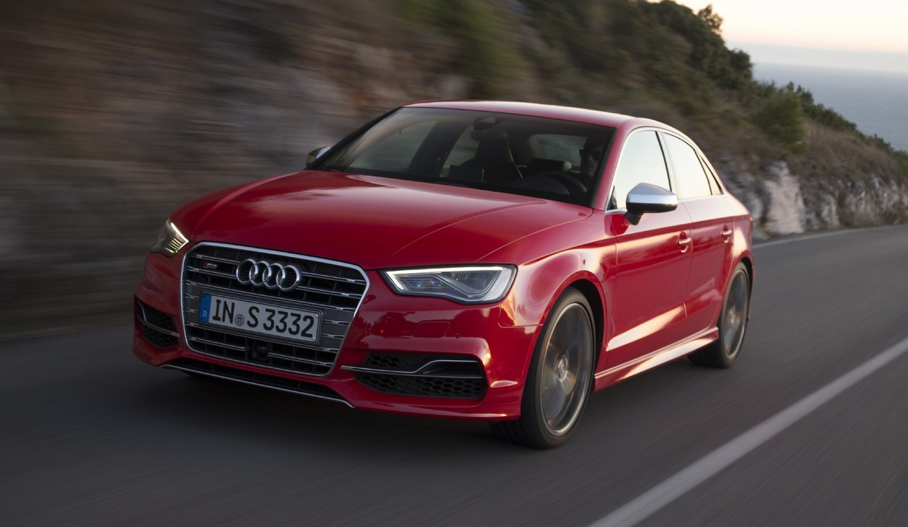 Road Test 2014 Audi S3 Saloon