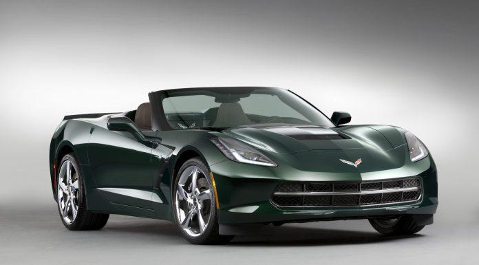 Official: 2014 Chevrolet Corvette Stingray Convertible Premiere Edition