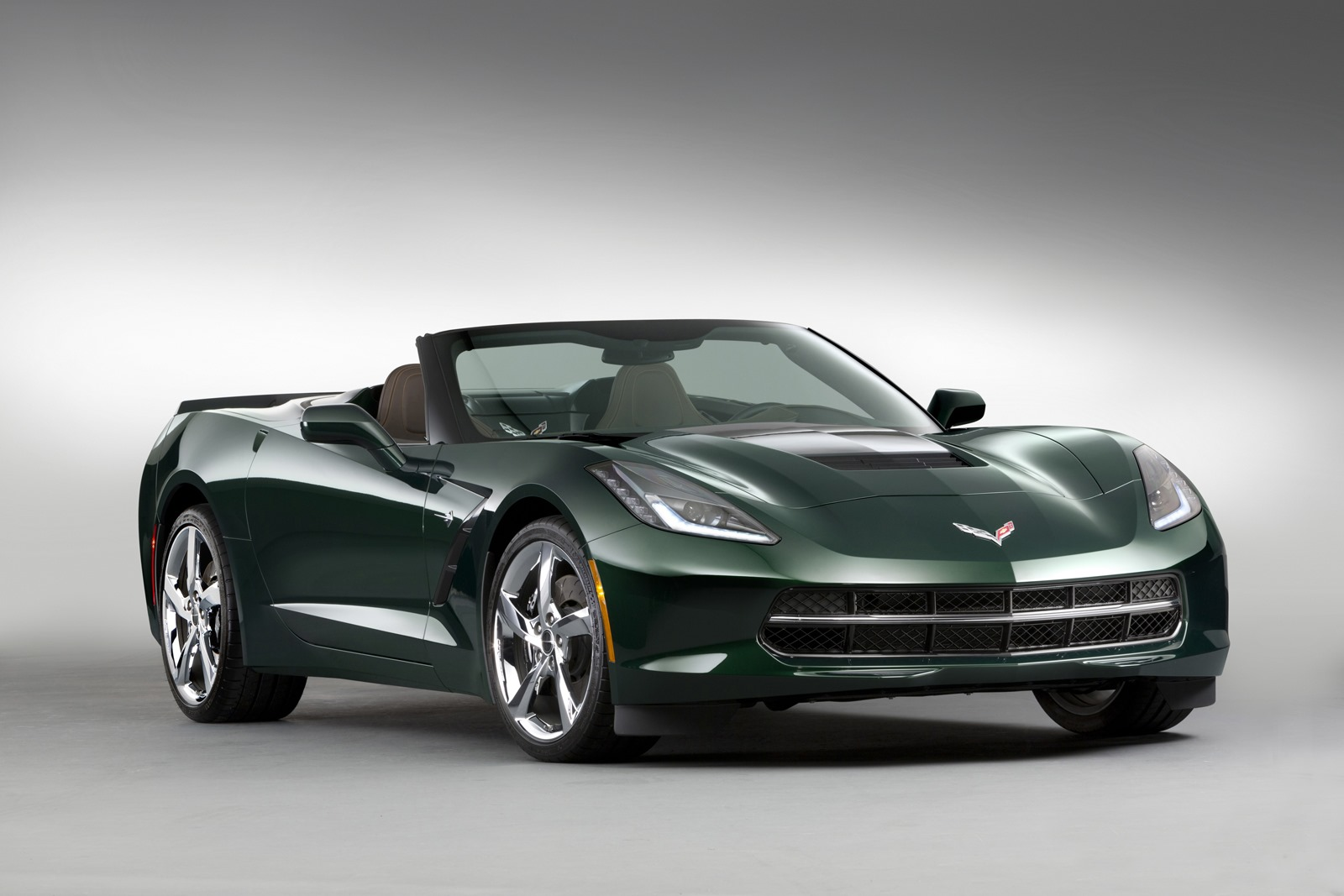 2014 chevrolet corvette stingray convertible well under way chevrolet. Cars Review. Best American Auto & Cars Review