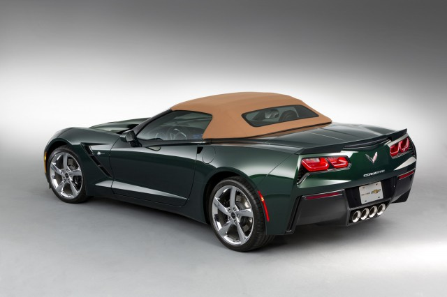 Official: 2014 Chevrolet Corvette Stingray Convertible Premiere Edition