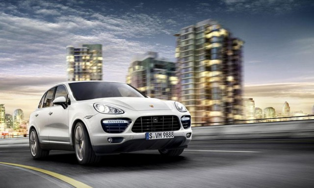 2013-2014 Porsche Cayenne, 911, Boxster and Cayman Models Recalled