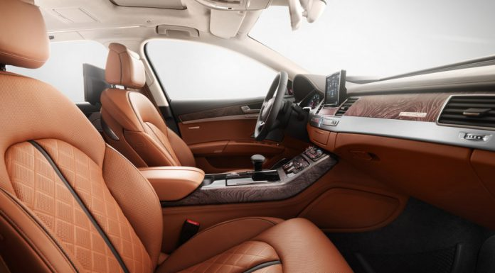 Official: Audi A8 L W12 Exclusive Concept