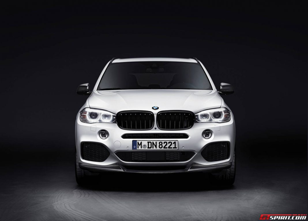 Official: 2014 BMW X5 M Performance Parts