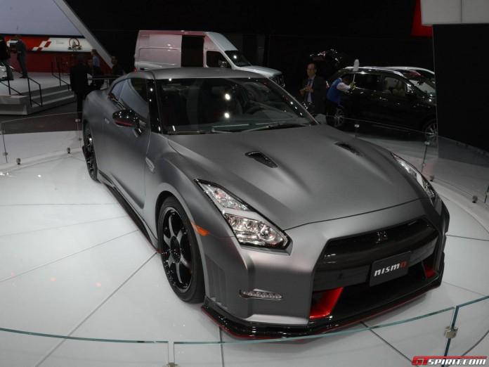 Los Angeles 2013: Nissan GT-R Nismo