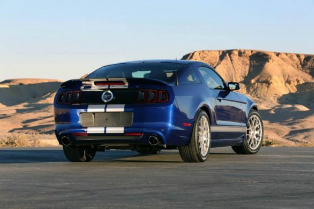 Official: 2014 Shelby Mustang GT