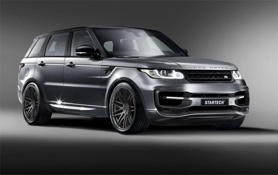 Startech's Latest Range Rover Package Previewed