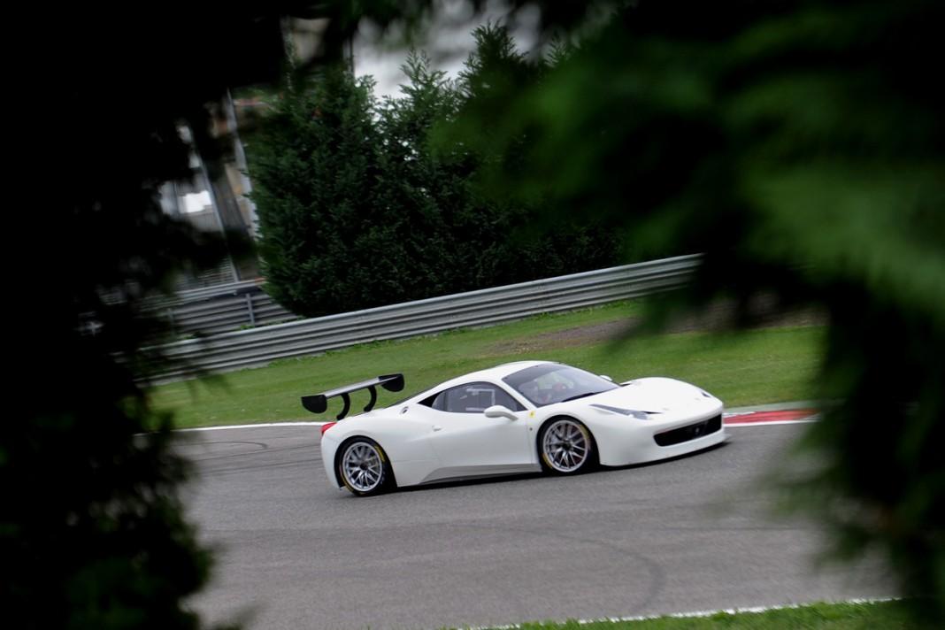 Upcoming Ferrari 458 Challenge Evoluzione Previewed