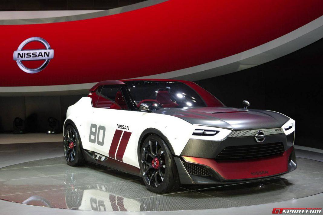 Tokyo 2013: Nissan IDx Nismo Concept