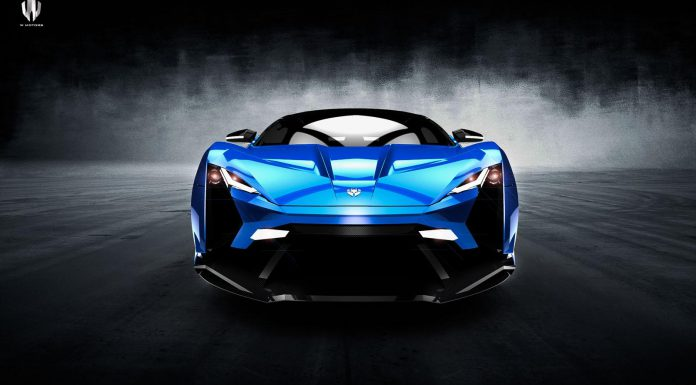 W Motors SuperSport to Produce Over 1000 hp