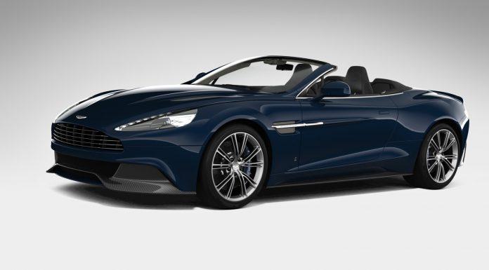 Aston Martin Vanquish Volante Neiman Marcus Edition Debuting at LA